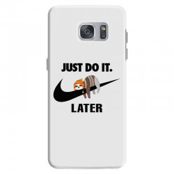 Just Do It Later Sloth Samsung Galaxy S7 Case | Artistshot