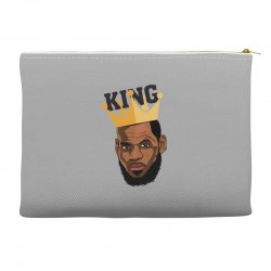 King Lebron James Accessory Pouches | Artistshot