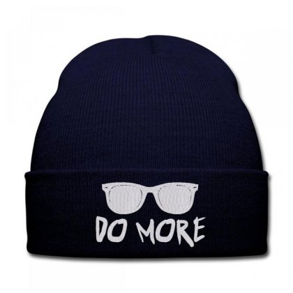 Casey Neistat Do More Knit Cap Designed By Madhatter