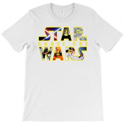 Star Wars T-shirt Designed By Radhit