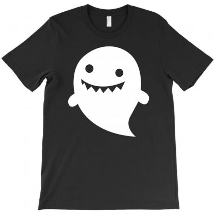Funny Ghost T-shirt Designed By Ujang Atkinson