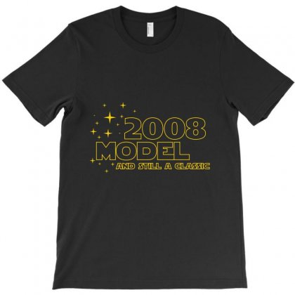 2008 Model And Still A Classic T-shirt Designed By Wizarts