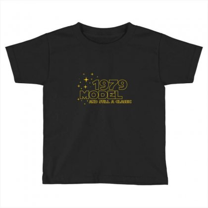 1979 Model And Still A Classic Toddler T-shirt Designed By Wizarts