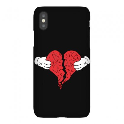 Kanye West 808s And Heartbreak Iphonex Case Designed By Akin