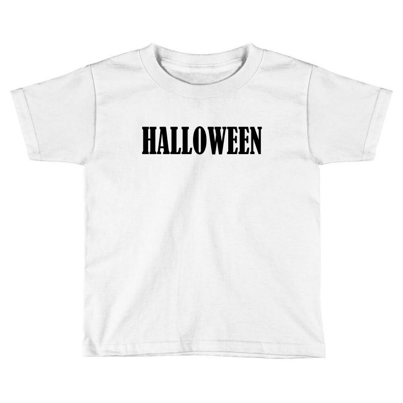 Halloween Toddler T-shirt | Artistshot