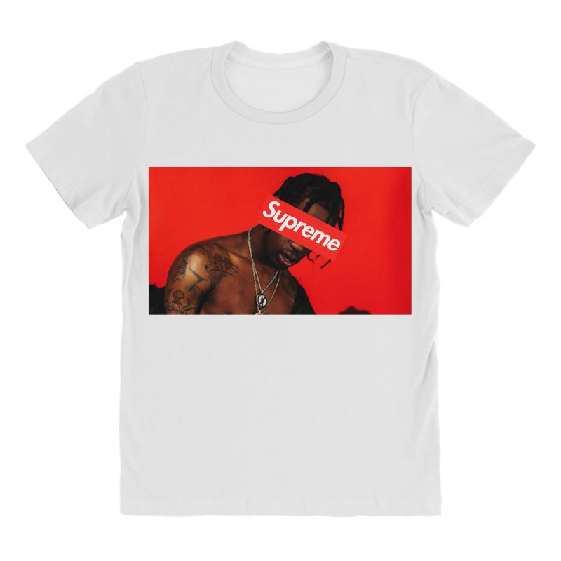 d28f9139be5e Custom Supreme Travis Scoot All Over Women's T-shirt By Sengul ...