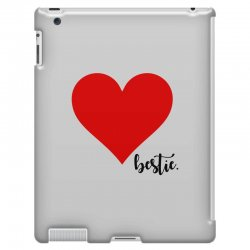 Besties Heart Family Matching iPad 3 and 4 Case | Artistshot