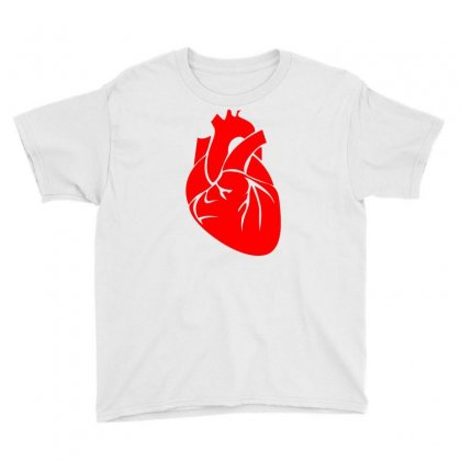Heart Youth Tee Designed By Ujang Atkinson