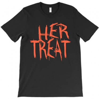 Her Treat T-shirt Designed By Ujang Atkinson