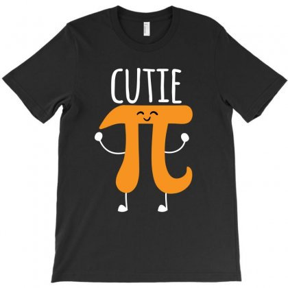 Cutie Pi T-shirt Designed By Bigdlab