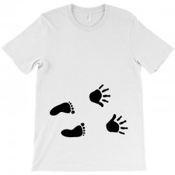 50ccee09d9fd Custom Guess What? - Baby Inside Pregnancy Announcement T-shirt By ...