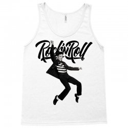 Elvis Presley Rock N Roll Tank Top | Artistshot