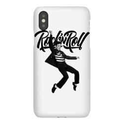 Elvis Presley Rock N Roll iPhoneX Case | Artistshot