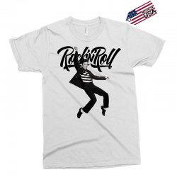 Elvis Presley Rock N Roll Exclusive T-shirt | Artistshot