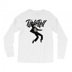 Elvis Presley Rock N Roll Long Sleeve Shirts | Artistshot