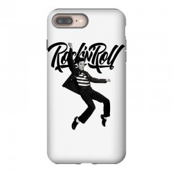 Elvis Presley Rock N Roll iPhone 8 Plus Case | Artistshot