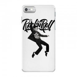 Elvis Presley Rock N Roll iPhone 7 Case | Artistshot