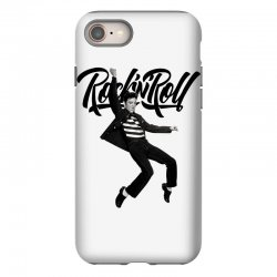 Elvis Presley Rock N Roll iPhone 8 Case | Artistshot
