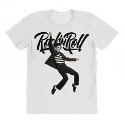 Elvis Presley Rock N Roll All Over Women's T-shirt | Artistshot