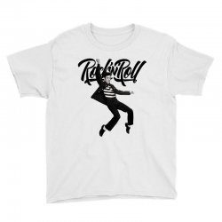 Elvis Presley Rock N Roll Youth Tee | Artistshot