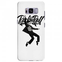Elvis Presley Rock N Roll Samsung Galaxy S8 Plus Case | Artistshot