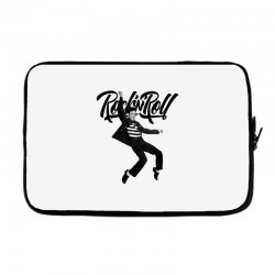 Elvis Presley Rock N Roll Laptop sleeve | Artistshot