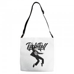 Elvis Presley Rock N Roll Adjustable Strap Totes | Artistshot