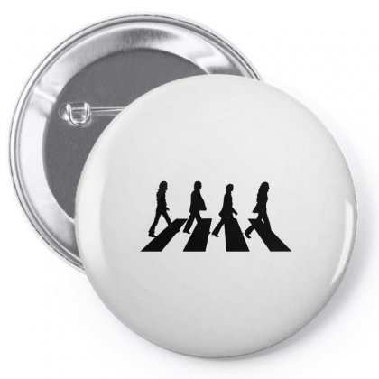 Beatles Rock Band Legend Pin-back Button Designed By Yellow Star