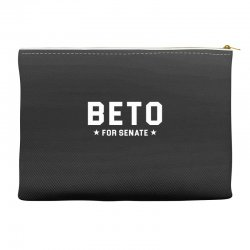 Beto For Senate With Stars Accessory Pouches | Artistshot