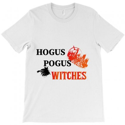 Hogus Pogus Witches T-shirt Designed By Costom