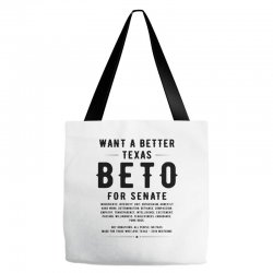 want a better texas black Tote Bags | Artistshot