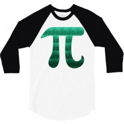 Pi math 3/4 Sleeve Shirt | Artistshot