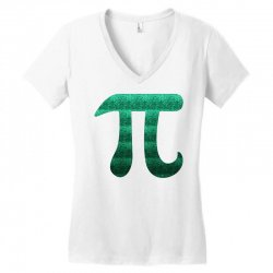 Pi math Women's V-Neck T-Shirt | Artistshot