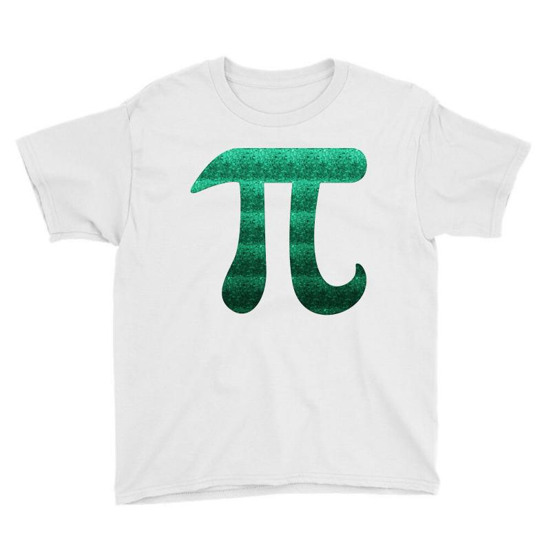 Pi Math Youth Tee | Artistshot