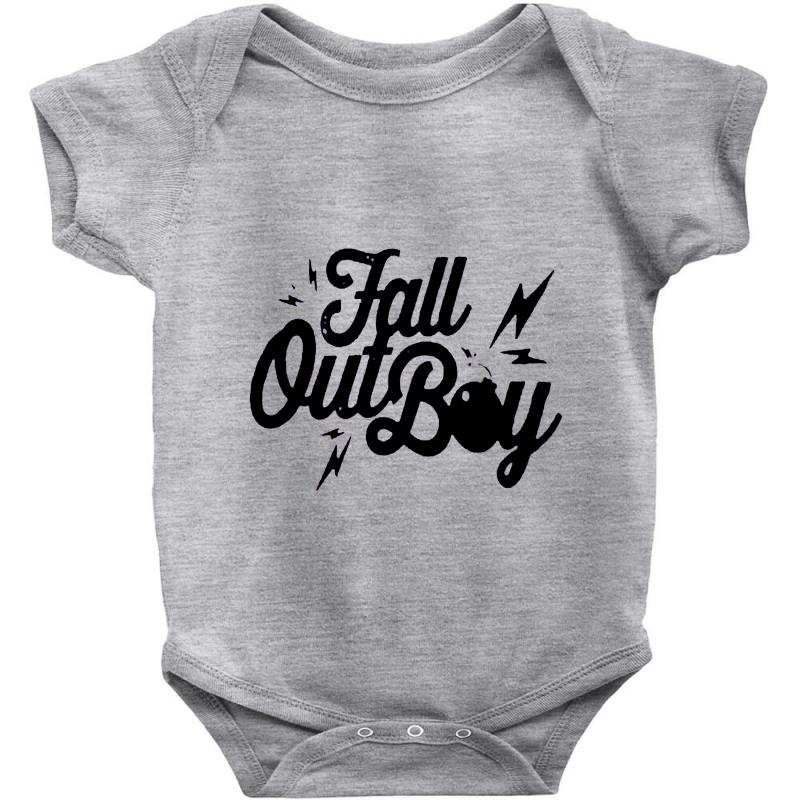 Fall Out Baby Bodysuit | Artistshot