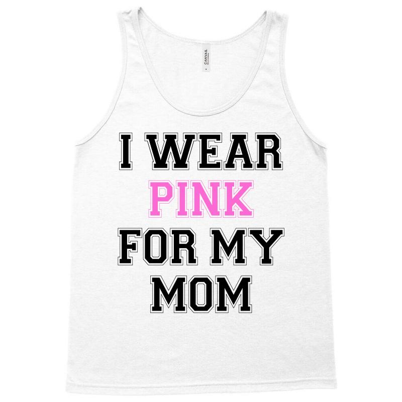 Breast cancer tank tops