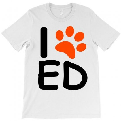 Ed Sheeran Cool Logo T-shirt Designed By Meza Design