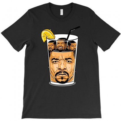 Ice T & Ice Cube T-shirt Designed By Meza Design