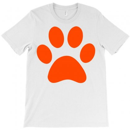 Paw Print Ed Sheeran Logo T-shirt Designed By Meza Design