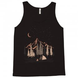 night in the forest Tank Top | Artistshot