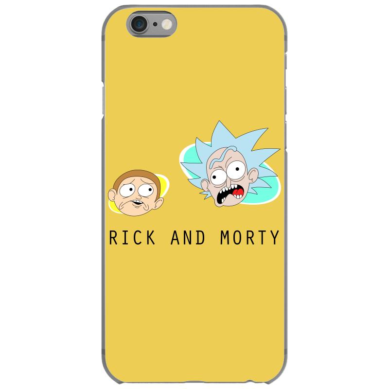 sports shoes 8ee9a 65158 Rick And Morty For Bernie Sanders Iphone 6/6s Case. By Artistshot