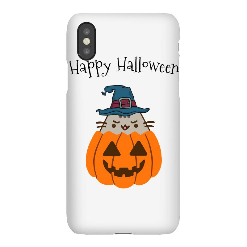 pusheen cat halloween iphonex artistshot