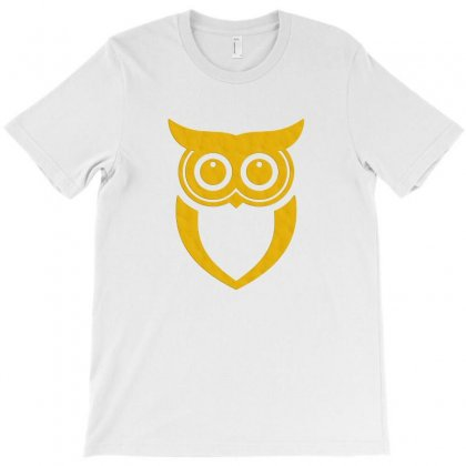 Owl  (10) T-shirt Designed By Jasmin3