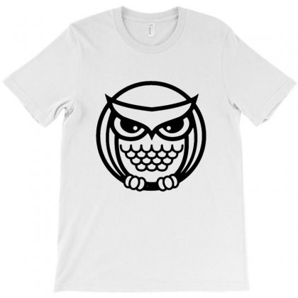 Owl  (6) T-shirt Designed By Jasmin3