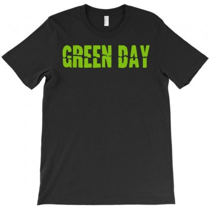 Green Day Legend Punk Band Logo T-shirt Designed By Meza Design