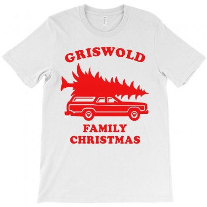 Griswold Family Christmas T-shirt Designed By Sengul