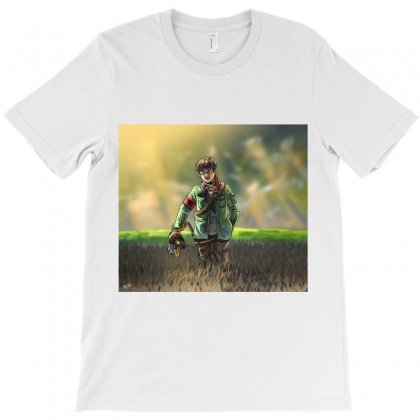 Wild Photographer T-shirt Designed By Thelitlerambo