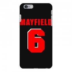 baker mayfield new jersey number iPhone 6 Plus/6s Plus Case | Artistshot
