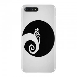 nightmare before christmas black logo iPhone 7 Plus Case | Artistshot