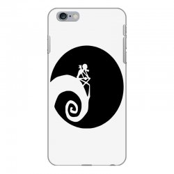 nightmare before christmas black logo iPhone 6 Plus/6s Plus Case | Artistshot